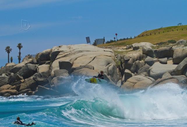 Chris Leppan Glen Beach South Africa