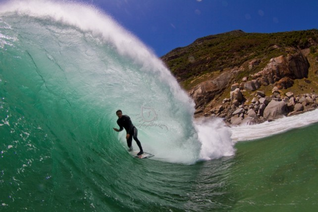 Jordy Smith The Hoek South Africa