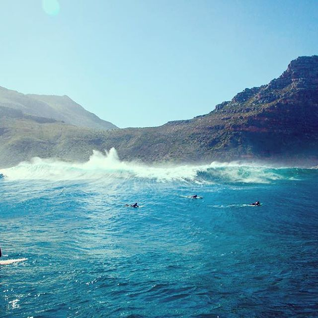 Looking back at the #dungeons lineup @cityofcapetown. #surferphotos #ocean #waves #atlantic