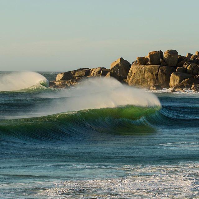 Peaks.#surferphotos #waves #ocean #atlantic #cityofcapetown