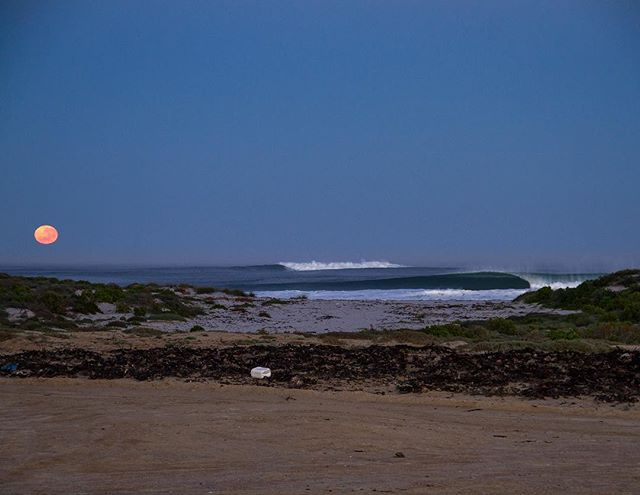 Moon 'scapes.#surferphotos#Africa#ocean #waves#atlantic