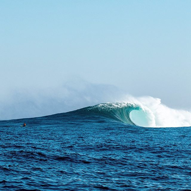 Some scale #surferphotos #ocean#wave#africa