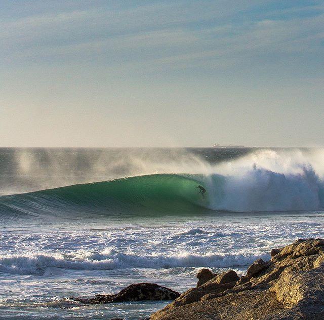 a fine line.. #surferphotos#ocean #wave#africa