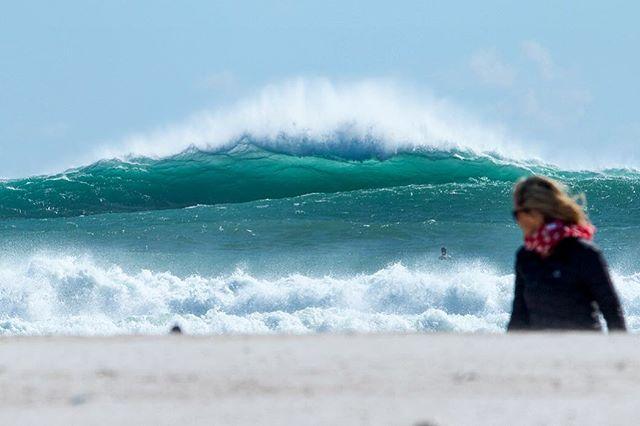 Peaked #surferphotos #ocean#wave